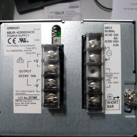 Supply Power Omron S8JX-G30024CD