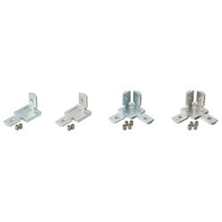 Phụ kiện dùng cho nhôm định hình/Accessories Aluminium Profile