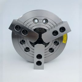 3-Jaw Through-Hole Power Chuck (Adapter excluded) N208 seri